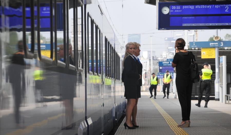 Aż 2200 kobiet pracuje w PKP Intercity