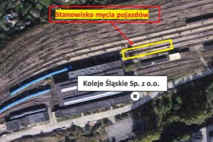 Koleje Śląskie zamawiają nowoczesną myjkę do taboru