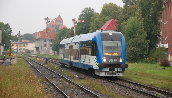 Polska Wschodnia: Komunikacja zastępcza i połączenia sezonowe Polregio