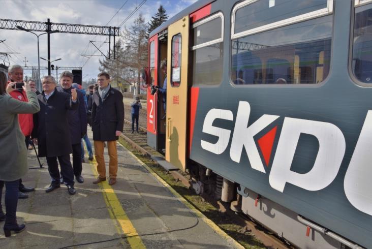 SKPL zadowolone ze startu połączeń do Zagórza
