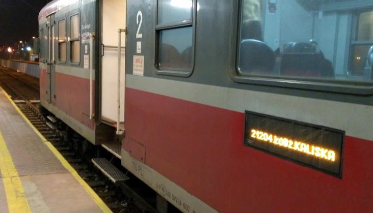 Pociągi do Opoczna zastępowane EN57 i autobusem