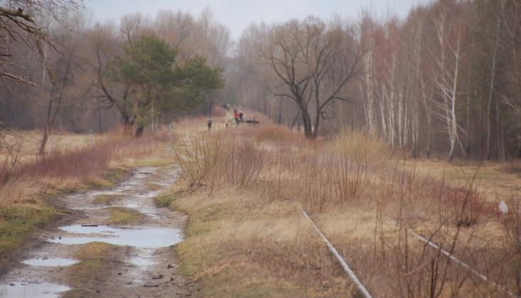 Lubelskie: Daleka droga do kolejowego przejścia granicznego we Włodawie