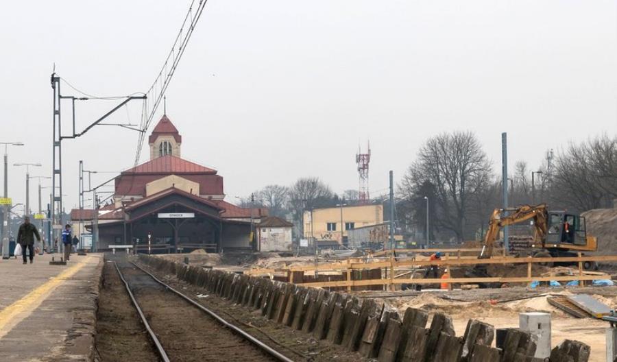 PLK: Kolejny etap prac na stacji Otwock