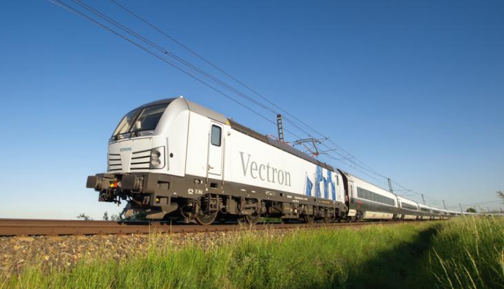Siemens dostarczy 26 Vectronów dla Danii