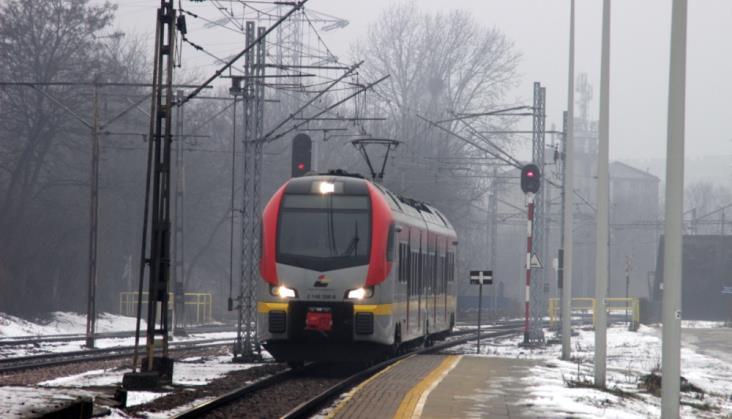 ŁKA z rezerwacją miejsc w Sprinterach do Warszawy