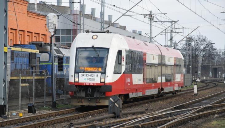 Poseł Schreiber pyta o szanse budowy linii kolejowej z Bydgoszczy do Koronowa