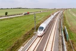 Sto dni nowej trasy KDP z Berlina do Monachium - DB podwoiła liczbę pasażerów