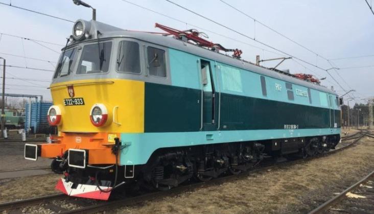 PKP Cargo przywróciło historyczne barwy ET22-933. W sobotę prezentacja w Bydgoszczy