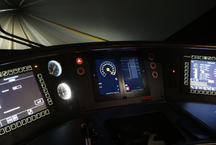 Kolejny test zaliczony: Giruno pojechał z prędkością 275 km/h przez tunel św. Gotarda