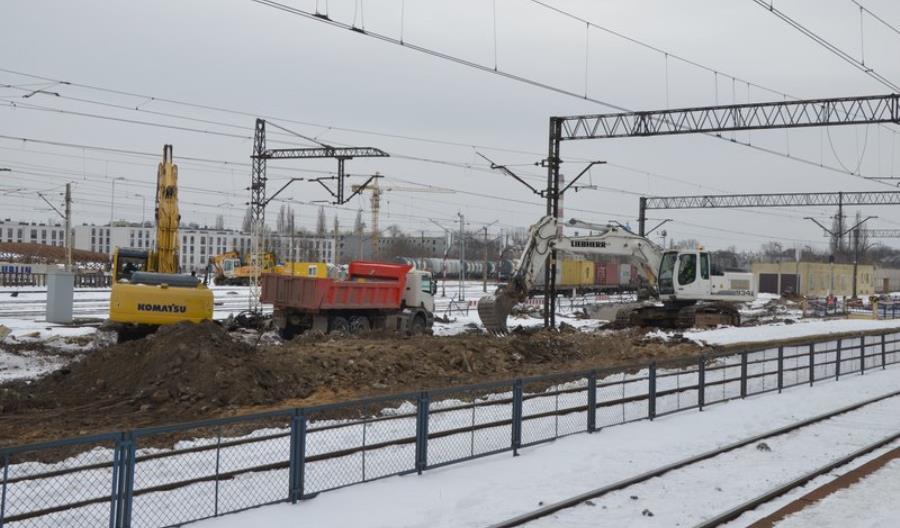 Nowy przystanek, mosty i wiadukty w Lublinie [zdjęcia]
