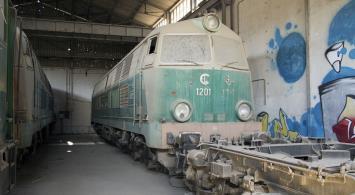 Zdjęcia do filmu o lokomotywach rodziny 301D z HCP Cegielski zakończone