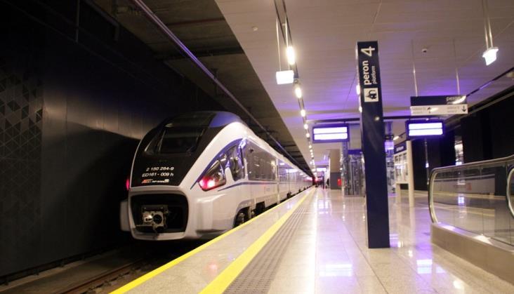 Łódzkie: Szereg nocnych zamknięć linii kolejowych