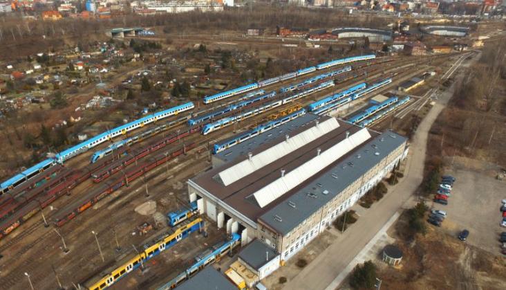 Koleje Śląskie wyremontują swoje tory