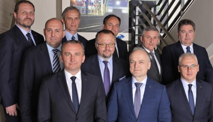Rada Prezesów i komitety sterujące w PKP Cargo. Grupa zakłada dwucyfrowy wzrost EBITDA