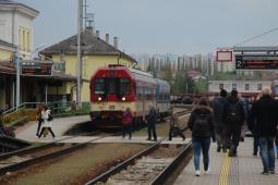 Raport Kolei Czeskich. Wzrosty liczby pasażerów i przewiezionych towarów
