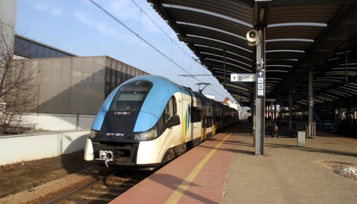 Mamiński: Państwo musi inwestować w sektor kolejowy