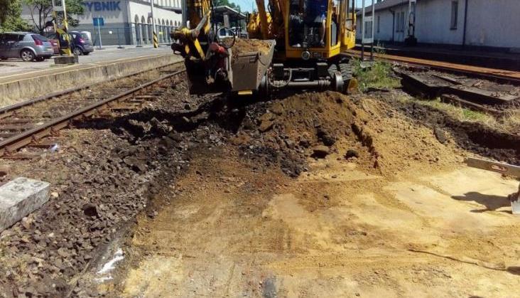 Będą prace na odcinku Katowice – Rybnik