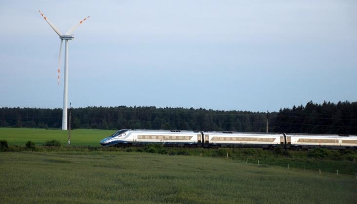 Więcej pociągów Pendolino do Kołobrzegu w wakacje