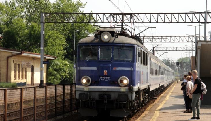 PKP Intercity: Strategia taborowa do 2023 r.