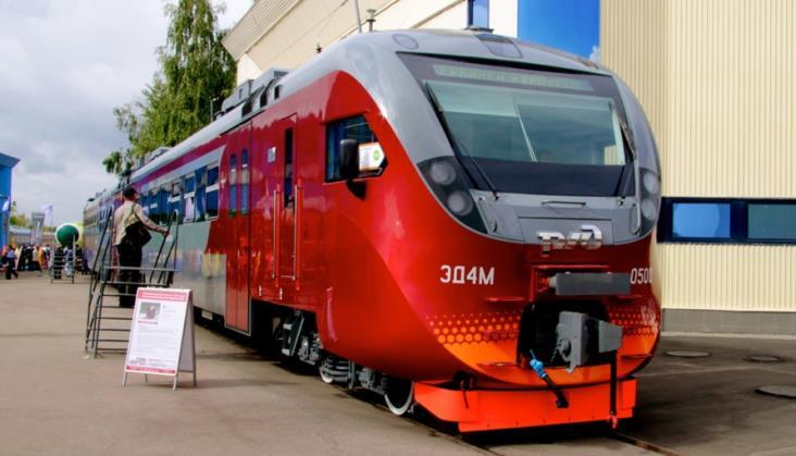 Hitachi i Transwagonmasz powołają spółke joint venture w Rosji