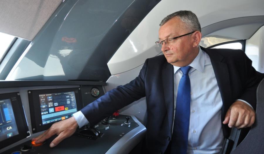 PKP Intercity z umową z Newagiem na 20 lokomotyw