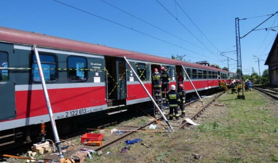 Ćwiczenia na stacji Przeworsk