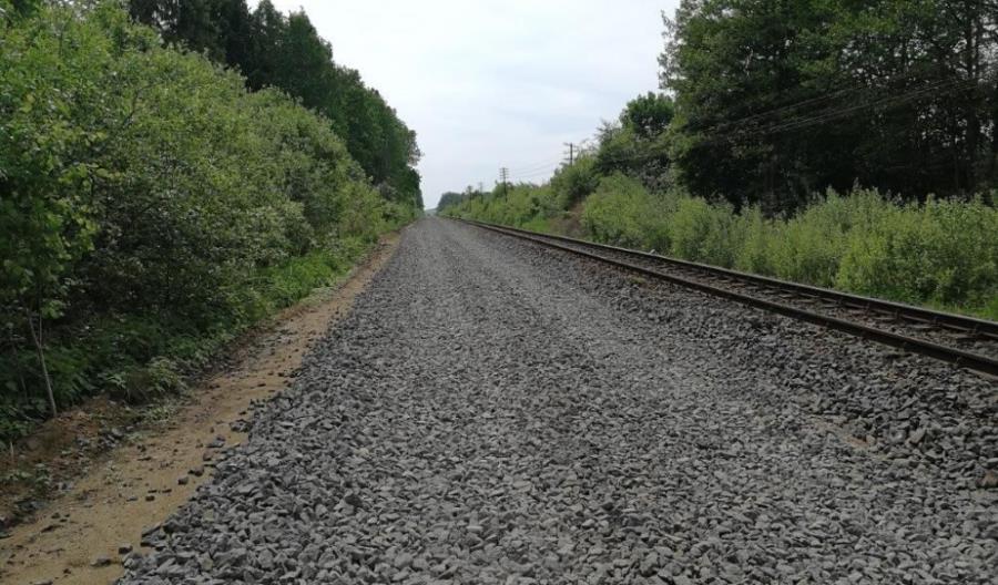 Trwają prace na odcinku Szczecinek – Runowo Pomorskie