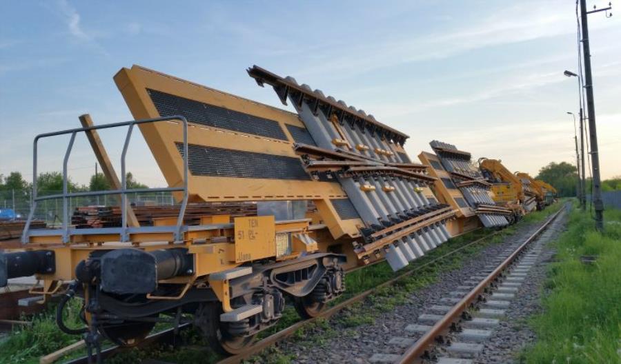 Rośnie flota wagonów Switcher