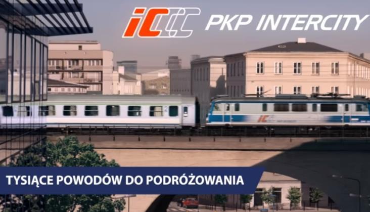 PKP Intercity w nowym miniserialu TVP2
