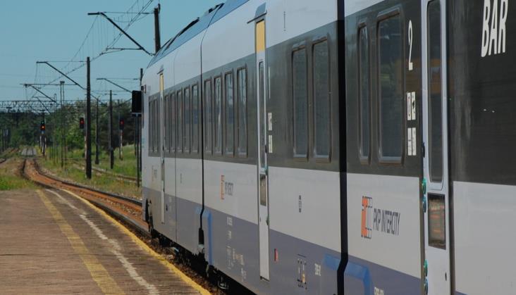 Koniec z jednokierunkowymi zatrzymaniami pociągów PKP IC we Włoszczowie