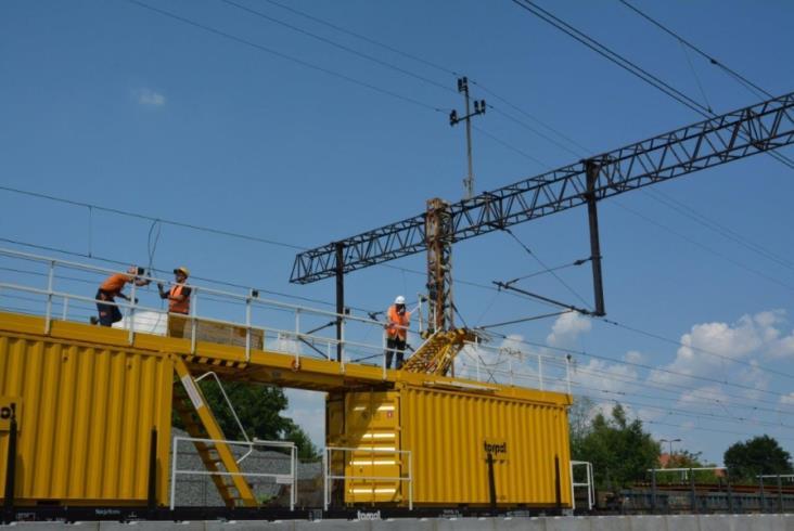 PLK: Dzięki inwestycjom za 200 mln zł kolej pasażerska wróci do Lubina [zdjęcia]