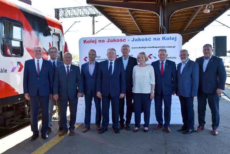 10 czerwca ruszą regularne pociągi Jarocin – Września – Gniezno [zdjęcia]