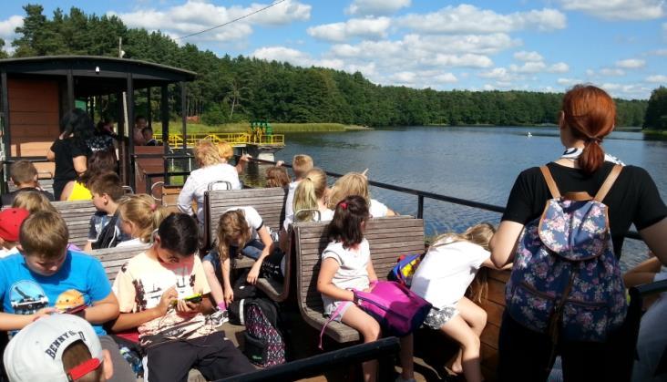 Ciekawa oferta w Koszalinie: Wąskotorówka + kajak