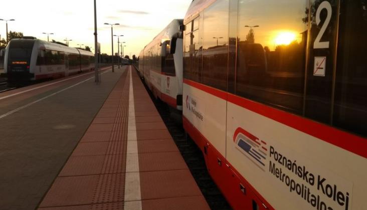 Wielkopolska: Ruszyła PKM i przewozy na linii 281