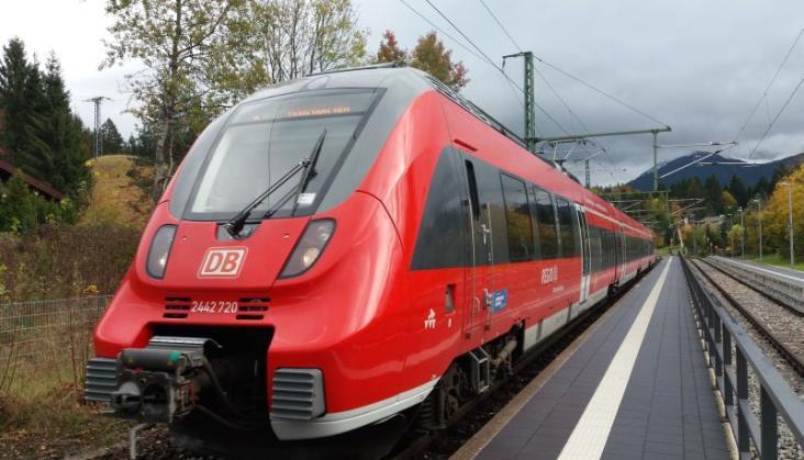 Więcej pasażerów na kolei w Niemczech, szef DB daleki jest jednak od zadowolenia