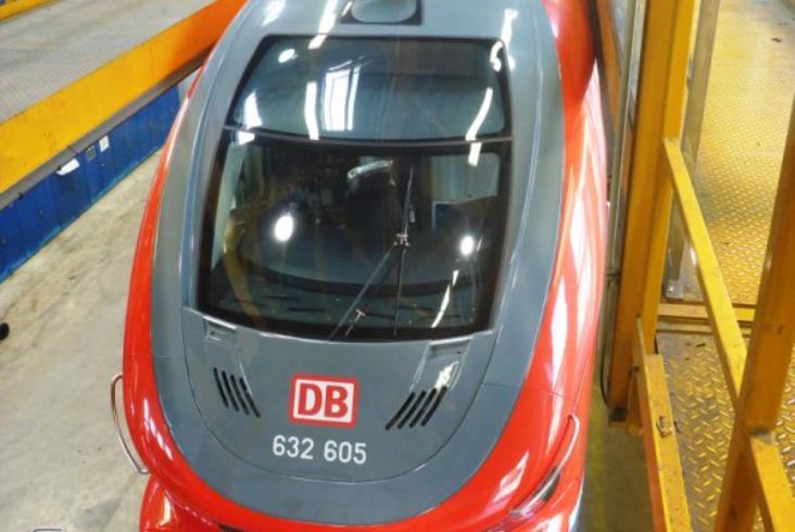 Link dla Deutsche Bahn zaprezentowany w Dortmundzie