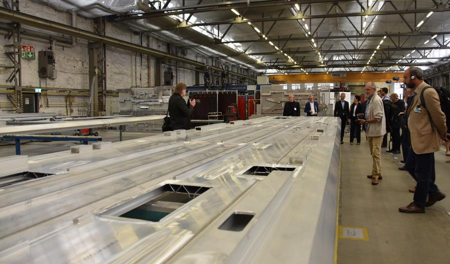Byliśmy z wizytą w fabryce Siemensa w Krefeld [zdjęcia]