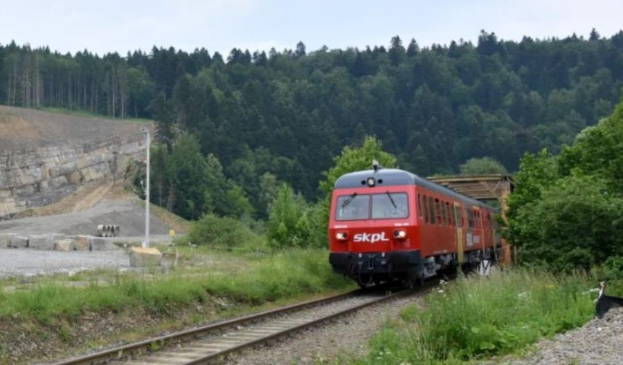 """SN84 """"Mucha"""" w barwach SKPL już w Bieszczadach. Wkrótce zabierze pasażerów"""