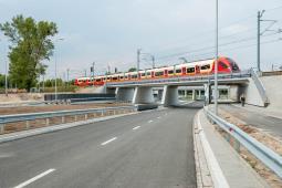 Strabag doceniony za innowacyjną budowę wiaduktu kolejowego