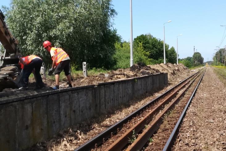 PLK: Będzie krótsza podróż z Łowicza do Skierniewic