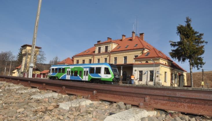 Ruszają sezonowe pociągi na Podkarpaciu. Na Słowację już od od 1 euro