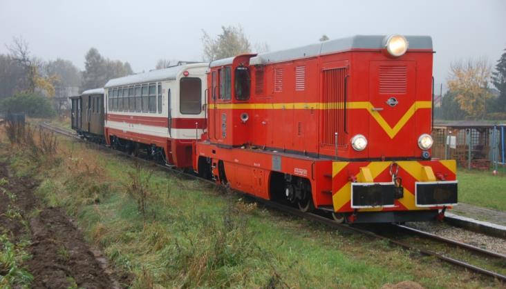 Górnośląskie Koleje Wąskotorowe rozpoczynają sezon