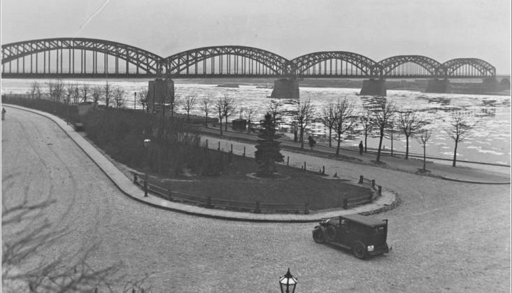 Spór o most średnicowy