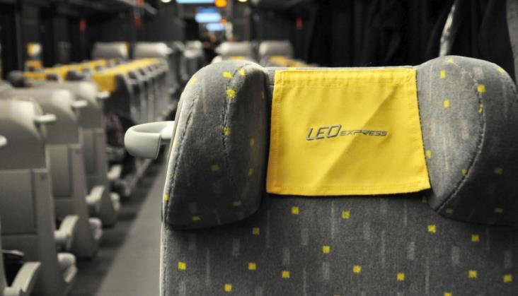 České dráhy zainteresowane kupnem Leo Express