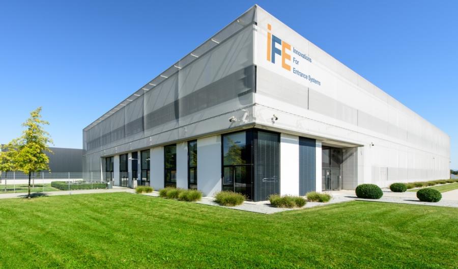 Innowacje IFE do systemów wejściowych