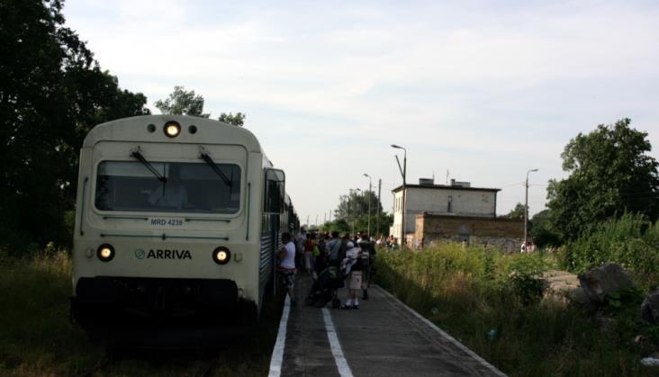PTMKŻ: Linia nr 256 i żuławska wąskotorówka zmniejszą korki na drogach