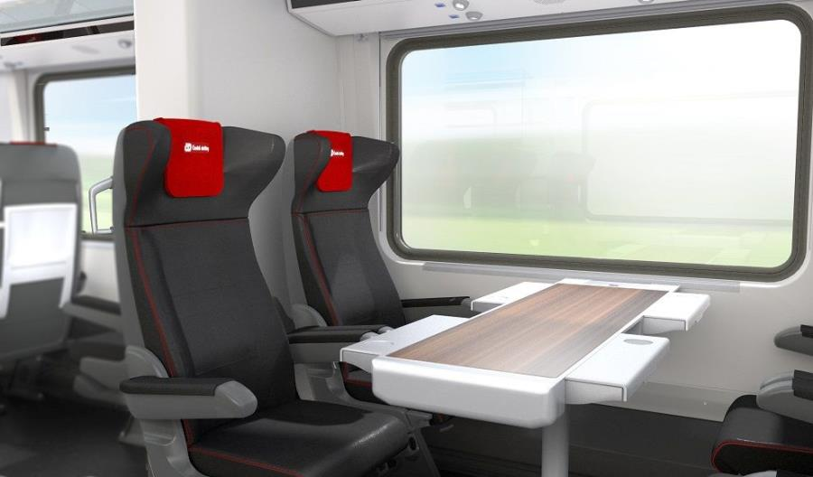 ČD kupują więcej wagonów znanych z RailJet i używane wagony od Austriaków