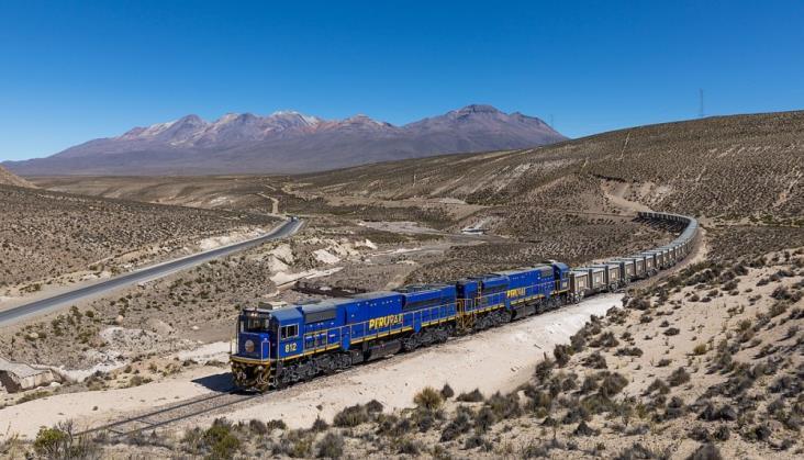 Ameryka Południowa chce kolei łączącej dwa oceany