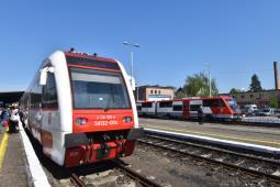 Awarie autobusów szynowych trapiły Koleje Wielkopolskie w czerwcu