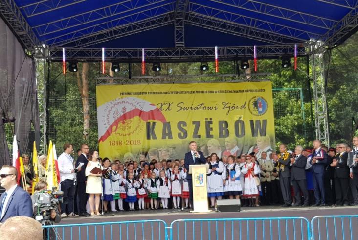 Polregio: Transcassubia pojechała na XX światowy zjazd Kaszubów